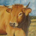 Oil on canvas - 40 x 40cm