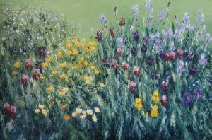 Oil on canvas - 46 x 61 cm
